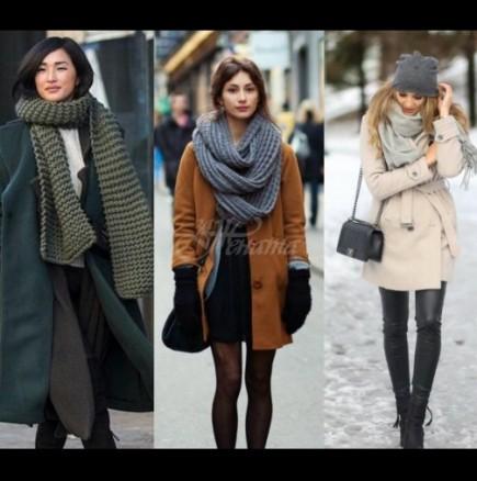 Хит тенденциите тази есен са шаловете: 10 нежни дизайна за фини и секси дами без възраст! /СНИМКИ/