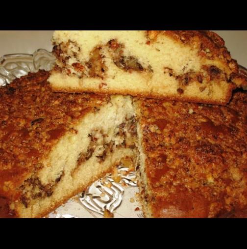Любимият ми Студентски сладкиш и днес е хит у дома - бурканче захаросано сладко и орехчета от баба, и става убиец:
