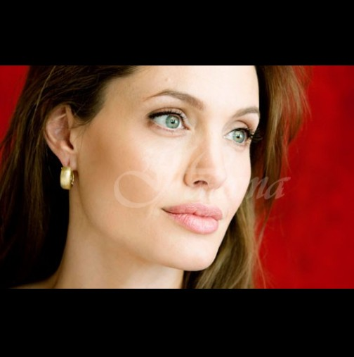 Анджелина Джоли безумно секси и женствена в гола фотосесия - актрисата откровена до болка за Брад и раздялата (Снимки):