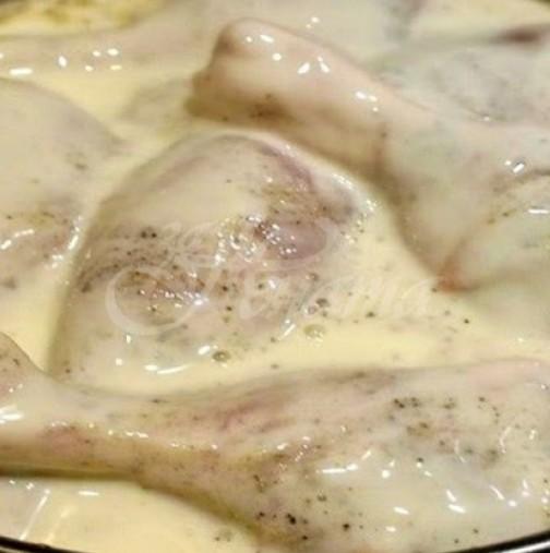 Марината за сочни и крехки пилешки бутчета