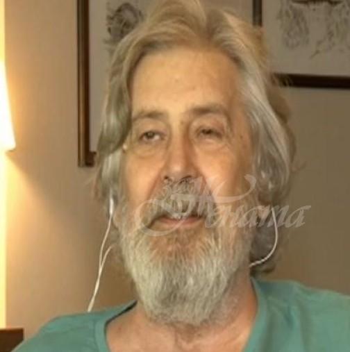 Стефан Данаилов приет по спешност отново в болница