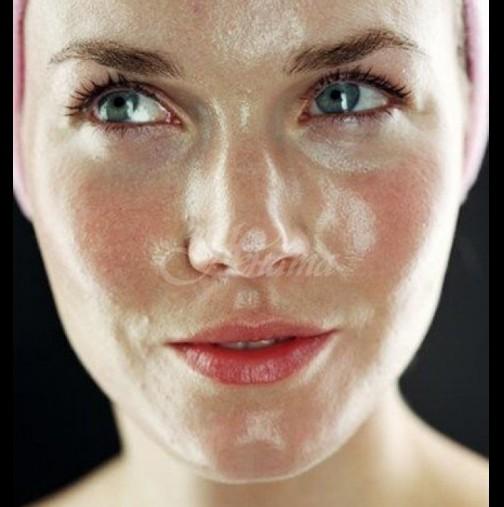 4 домашни маски от кухнята, които елиминират мазния блясък на кожата - чиста, сияйна, без черни точки: