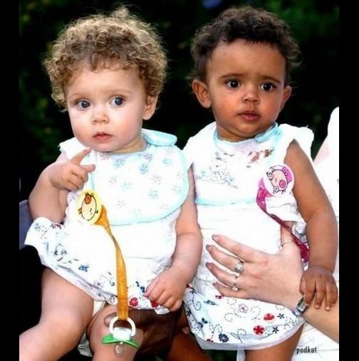 Осъдиха жена за това, че има близнаци от различни бащи - възможно ли е това?