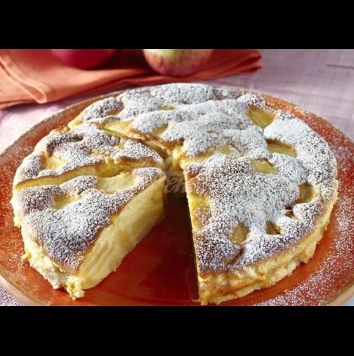 По-сочна от щрудел, по-вкусна от пай - тази домашна шарлотка е идеалният сладкиш с ябълки. Фина, нежна, облачно мека: