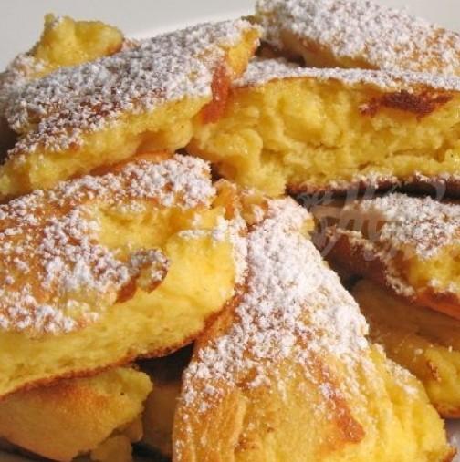 Дрипава палачинка- приказен деликатес с есенен вкус и аромат
