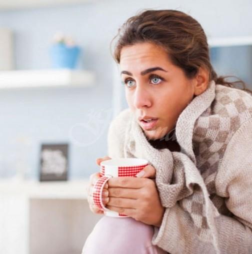 Когато често ви е студено, това може да се дължи на здравословен проблем