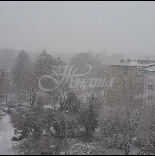 Прогноза за времето през следващите дни-Първи сняг се очаква!