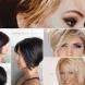 Прическа боб 2019-2020 за чуплива коса на етажи