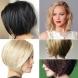 Прически боб за къса коса, които подмладяват и винаги ще бъдат на мода