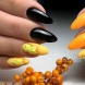 37 модерни, стилни, есенни маникюри (Галерия)
