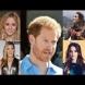 7-те красавици, които казаха НЕ на принц Хари, преди Меган да се омъжи за него (Снимки):