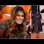 Хелоуин в Белия дом - Мелания Тръмп очарова с тоалет за пореден път: