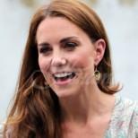 Кейт пак събра всички погледи с убийствената си елегантна рокля