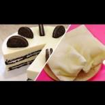 Лесна торта с кисело мляко без печене