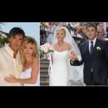 Веселин Маринов омъжи тайно красивата си дъщеря (Снимки):