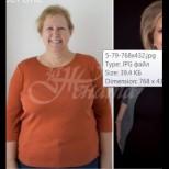 Гримът прави чудеса! 10 трансформации на обикновени жени в истински красавици (снимки)