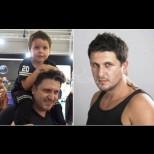 """""""Рядко виждам сина си. Не знам дали съм добър баща"""" - Асен Блатечки откровено за отношенията с двете си деца (Снимки):"""