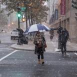 Студ, сняг и дъжд ни връхлитат