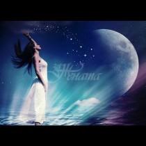 Тази нощ изгрява Луна, която сбъдва желания - ето как да извлечем максимума от пълнолунието в Телец: