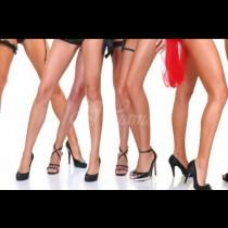 Само за жени: формата на краката издава каква си в леглото - темпераментна тигрица или мъркащо котенце?
