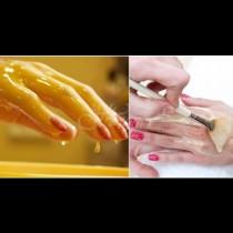 Евтино домашно СПА за нокти и кожички - лекува чупливи, слаби, деформирани нокти. Възстановява и след гел-лак: