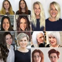 20 примера на жени, които само прическата си смениха и сега изглеждат много по-привлекателни