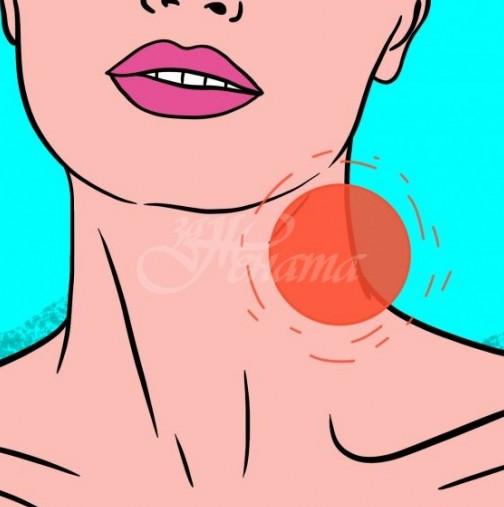 Какви са причините за увеличените лимфни жлези на шията и как да ги лекувате
