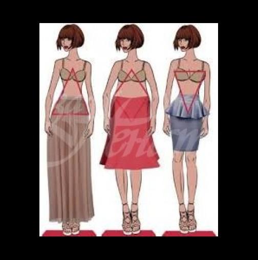 Коя кройка пола ще пасва най- добре на фигурата ви