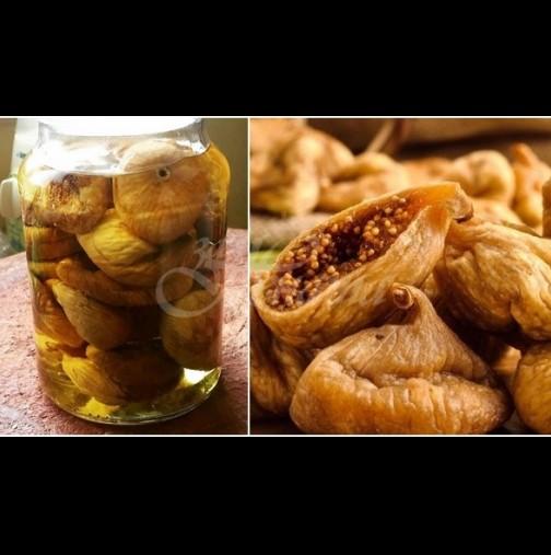 Старинна рецепта със смокини за пълен рестарт на организма - по-здрави, по-умни, по-слаби: