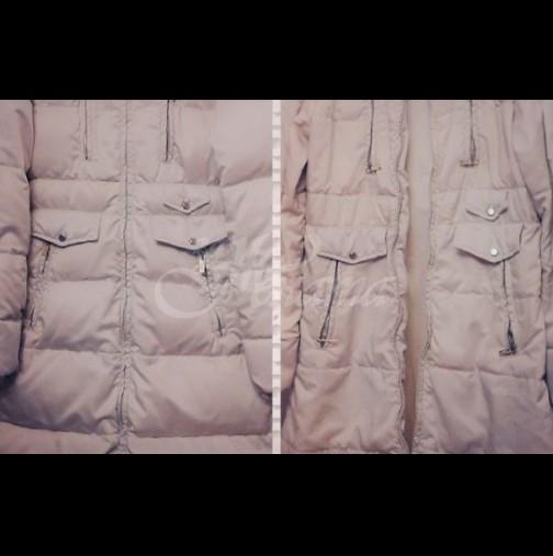 """Пухът в якето е станал на """"бабуни"""" след изпиране? Няма проблем - ето как да го оправите:"""
