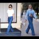 Забравете ниската талия и ластичните модели - ето кои дънки ще са хит през 2020-та и с какво да ги носим (Снимки)