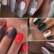 22 красиви маникюри с плътни цветове