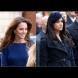 Синята визия на Меган и Кейт - на коя повече ѝ отива?
