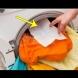 Откакто видяха ползите, всички започнаха да слагат по една мокра кърпичка в пералнята-Аз също така правя вече!