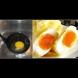 Поширани яйца за 1 минута! Идеално кръгли, идеално сварени, идеални на вкус - трябват ти само черпак и тиган: