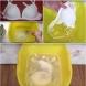 Супер бърз и лесен метод за възстановяване на белоснежния блясък на бельото