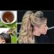 Бабина отвара за коса като коприна - по-дълга, по-гъста, по-блестяща с този естествен стимулант: