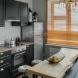 20 идеи как да направите малката кухня просторна и да изглежда модерна и стилна (снимки)