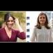 Меган Маркъл или кралица Летисия? Две красиви дами, две еднакви поли - на коя ѝ отива повече? (Снимки):