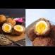 Цял свят полудя по тези кюфтенца - нежно месце, крехко яйчице и съвършена хармония! Перфектната хапка: