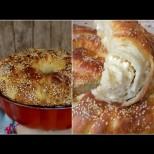 С тази рецепта обирам точките пред родата - месеница във форма за кекс. Така бухва, че чак прелива при печене: