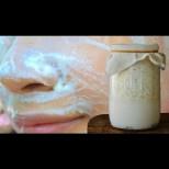 По-добра от машина на времето за кожата на лицето! Мощна подмладяваща маска 5 в 1 с кисело мляко: