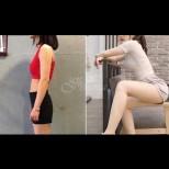 Това момиче тежеше 39 кг, а днес по тялото ѝ въздишат хиляди. Невероятна трансформация (Снимки):