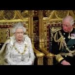 Официална извънредна новина за оттеглянето на Елизабет II