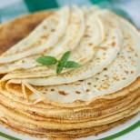 Защо палачинките се късат-Рецепта за тънки ажурни палачинки с тайната съставка, която не позволява да се късат