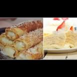 Крем за палачинки - става и да ги напълниш, а за палачинкова торта е направо божествен! С него сладката събират прах в килера: