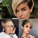 Зимна подборка на стилни прически за къса коса 2020