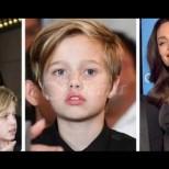 Анджелина Джоли и Брад Пит потресени от решението на дъщеря си Шайло за хормоналната терапия