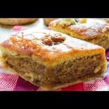 Гръцка баклава без кори - няма равна! И вкусна, и сочна, и не твърде сладка - ще забравите за обикновената: