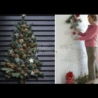 Разкошни идеи за украса на дома с елхови клонки (Снимки):